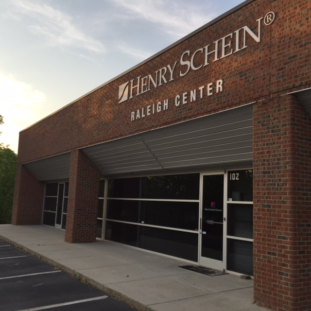 Raleigh Center - Henry Schein Location