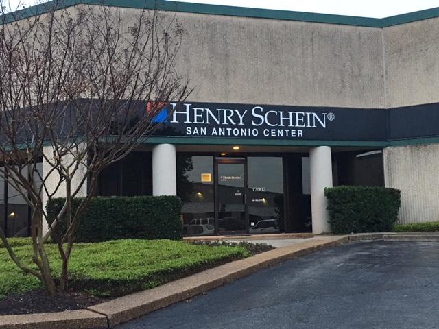 San Antonio  Center - Henry Schein Location