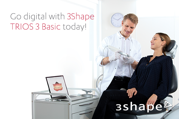 3Shape TRIOS 3 Basic