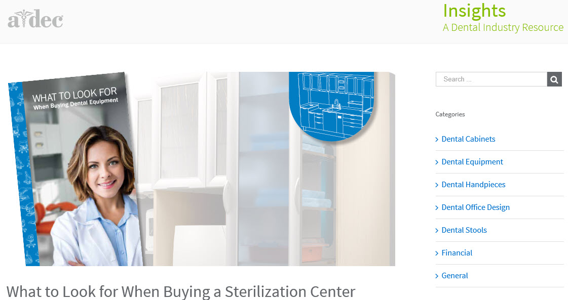 What to Look for When Buying a Sterilization Center